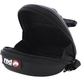 Red Cycling Products Saddle Bag Two Seat Post Bag black